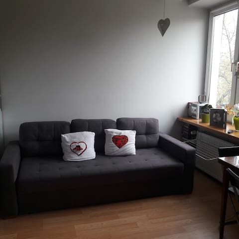 Przytulne Mieszkanko/Cozy Apartment