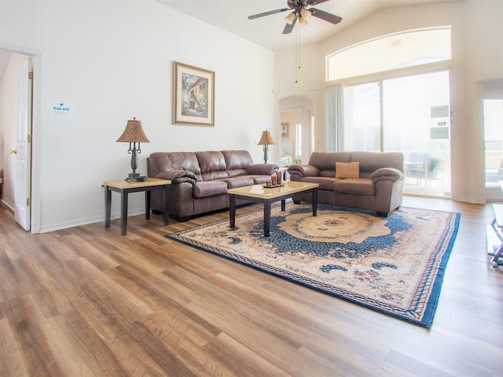 4bed/3bath Perfectly Located in a Quiet Subdivision