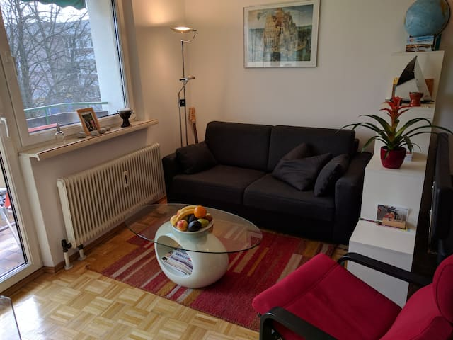 Nice 2 room apartment - Grödig - Pis