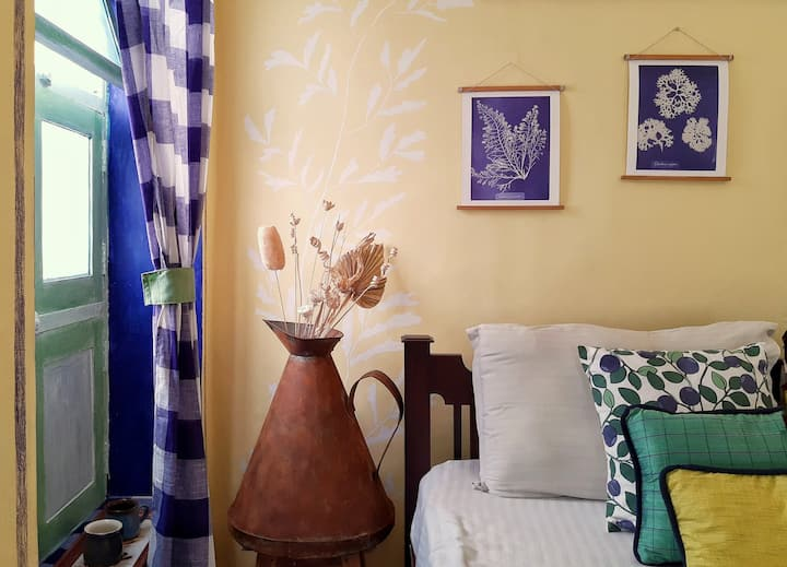 The House of Blue Mangoes Room (Entire 3BHK Villa)