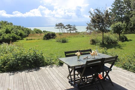 Summerhouse, own beach, flower garden, guest house - Sjællands Odde - 独立屋