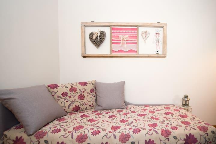 divano trasformabile in 2 comodi letti