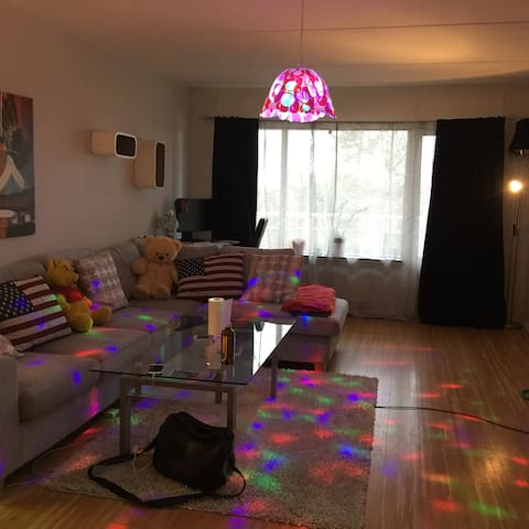 Matters in living room - Haninge - Wohnung