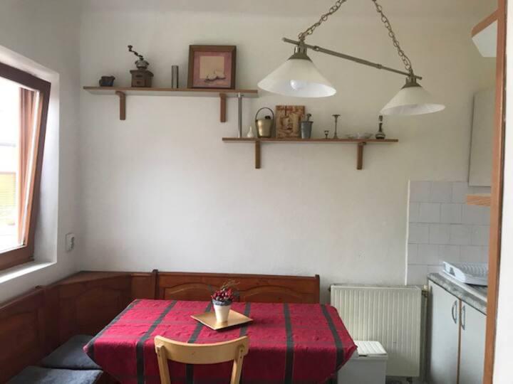 Cozy, bright apartment in Medias!