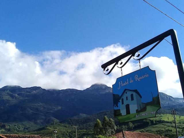 Hostel do Rosário Quarto Completo Catas Altas