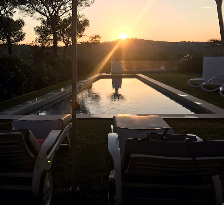 Casa Calmos piscine privée (9,7/10 sur Booking)