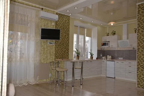 Apartment in the Heart of the Kropyvnytskyi