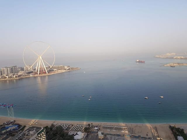 Full Sea View,Neat & Clean Rooms Available in JBR