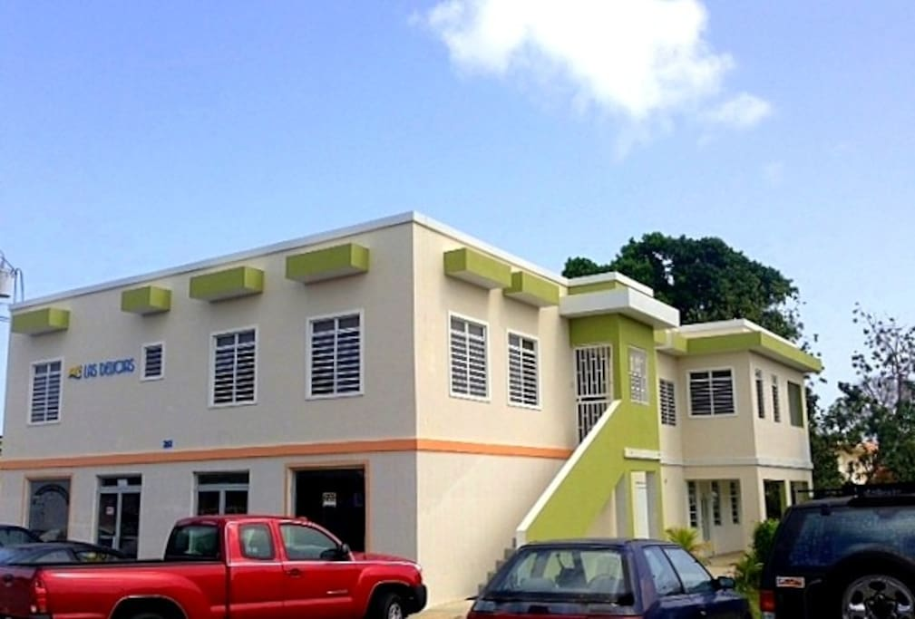 Las Delicias - 718 564- 0000  Enjoy having your privacy with all the amenities you need definitely better priced than a hotel suite, with far more to offer. This town has traditionally been a home of courteous drivers and a friendly environment.
