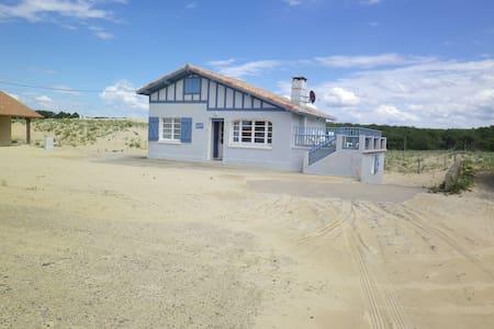 maison sur la dune plage st girons - Vielle-Saint-Girons