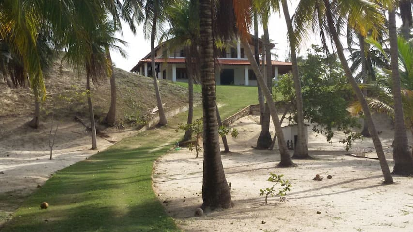 Encanto da Praia - Praia da Baleia  - Дом