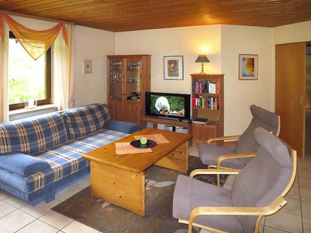 Haus Sonnenblick for 6 persons in Todtnau. Aftersteg
