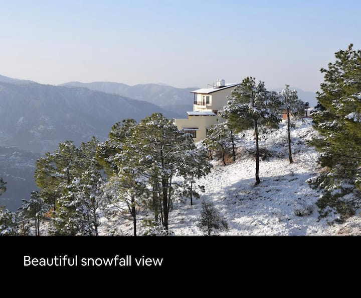 Beautiful Shimla Villa with Stunning Views