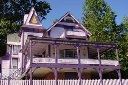 Castle Rest - Victorian home in Weirs Beach, NH - Laconia