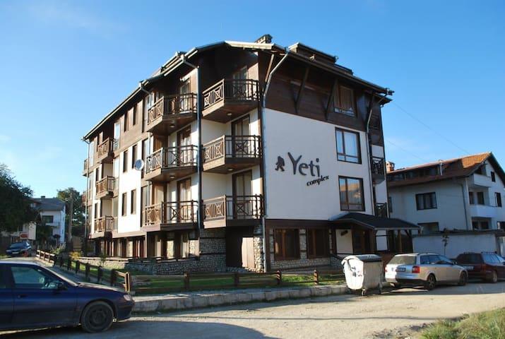 406 yeti complex