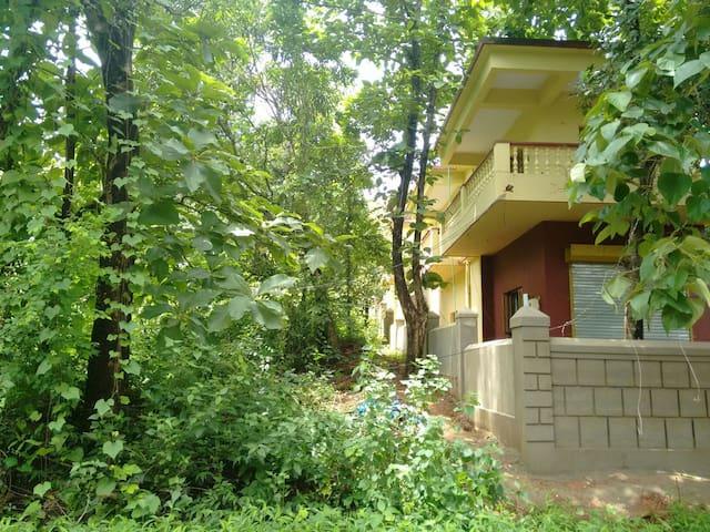 House for rent at Mandrem 2