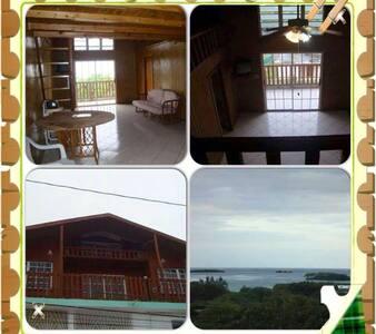 Private Beach Home with Island Views