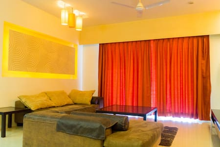 Comfortable Pvt Room in Goa - Apartment