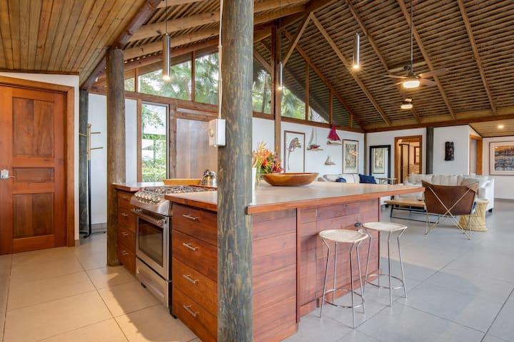 Jungle Villa 5 Star Amenities $1M Ocean Views!