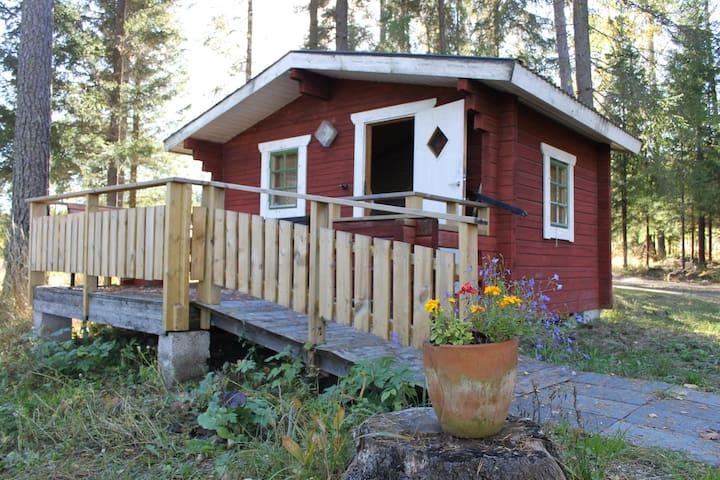 Stuga med 2 våningssängar - Sundsvall S - Kulübe