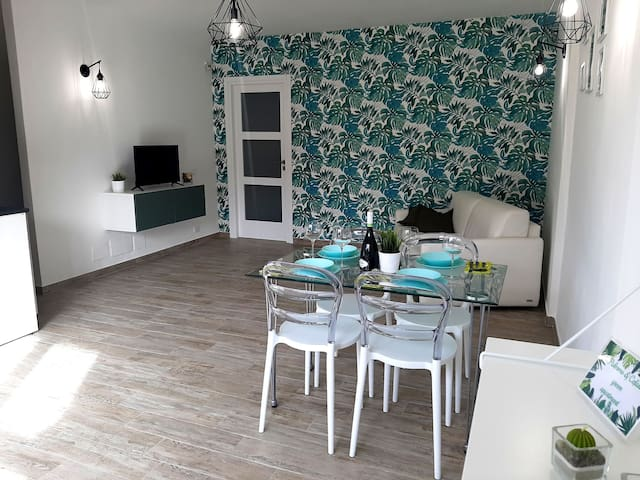 Palermo & Cefalù green apartment - tourist rental