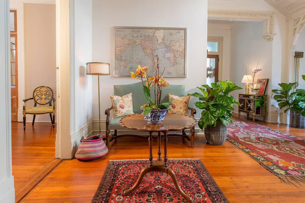 Beautiful Home In The Garden District Bed And Breakfasts En Alquiler En Nueva Orleans