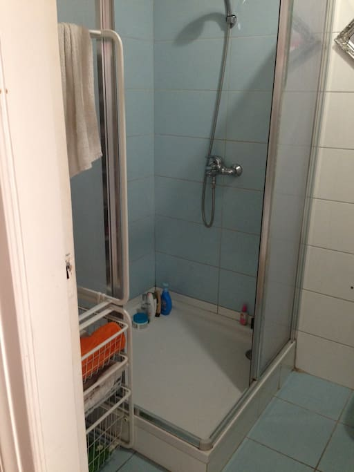 The (big) Shower.