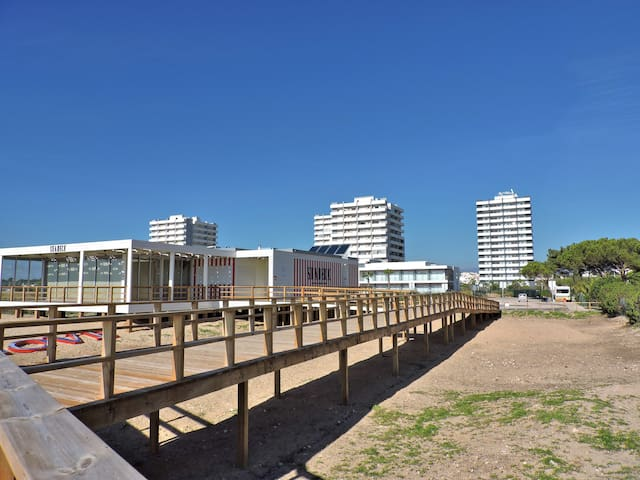 ❤ Beachfront Apartment | Alvor - Portimao - Alvor - Apartemen