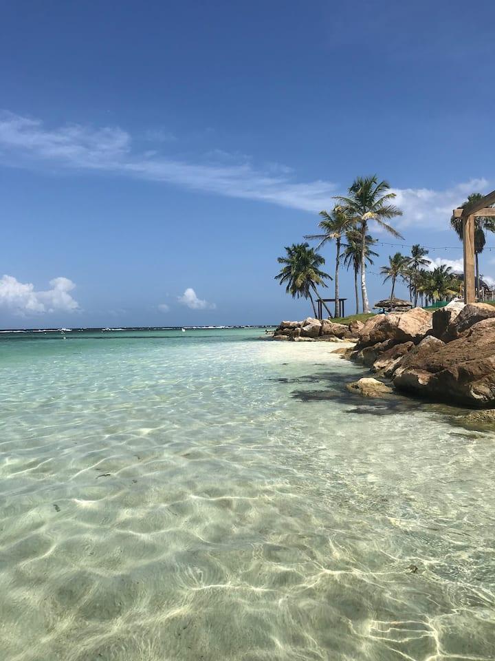 Joya escondida en el caribe panameño