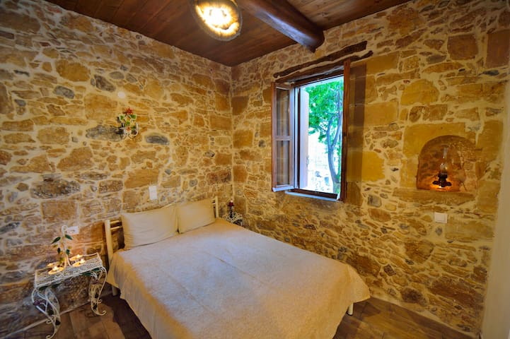 Stone traditional house - Marediana - Byt