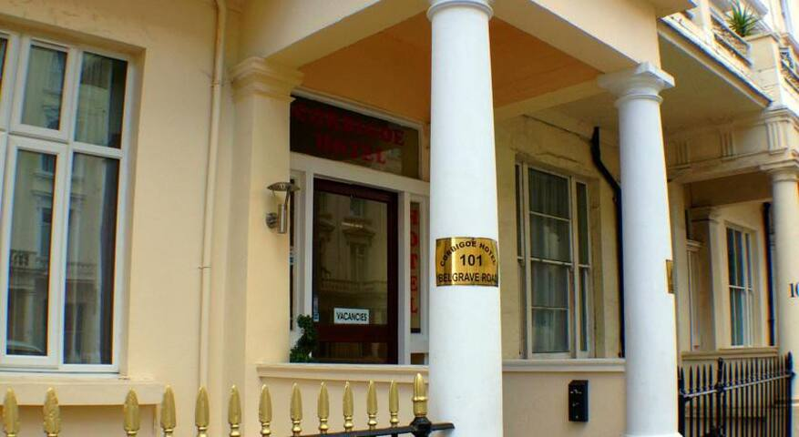 Bed & Breakfast Hotel in Central London - London - Bed & Breakfast