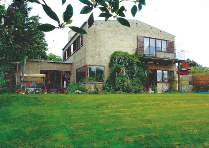 Arne Jacbsen villa - Charlottenlund - House