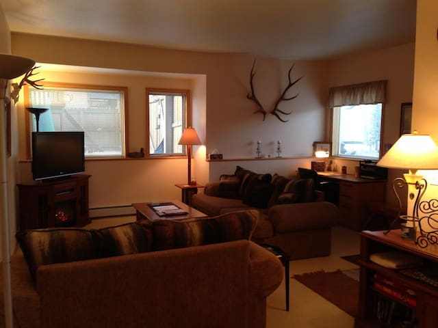 Apt Lock Off to Beautiful Home - Silverthorne - Flat