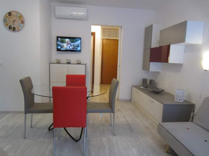 Bilocale climatizzato a Lignano Sabbiadoro - WiFi