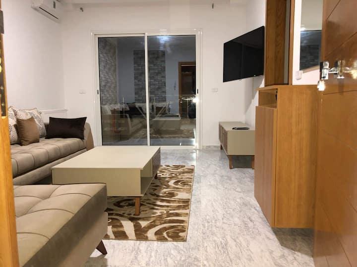 Appartement S1  Luxueux à Jardins de Carthage A52