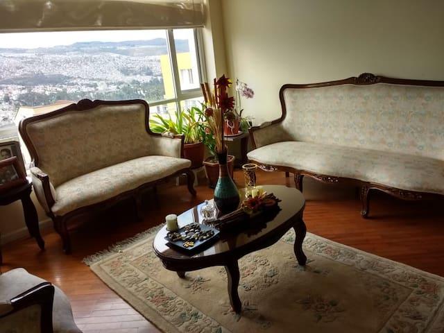Alojamiento en Ponceano Alto