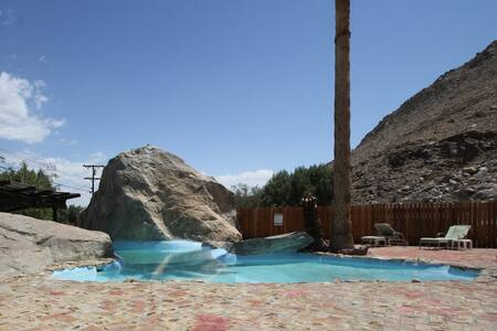 Event Space. Desert Ranch, horses, rock pool! - Palm Springs