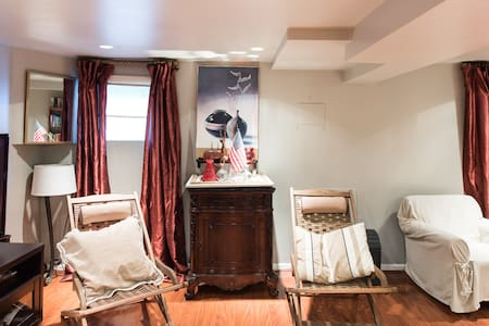 Charming In Law Suite in 16 St Heights - Washington