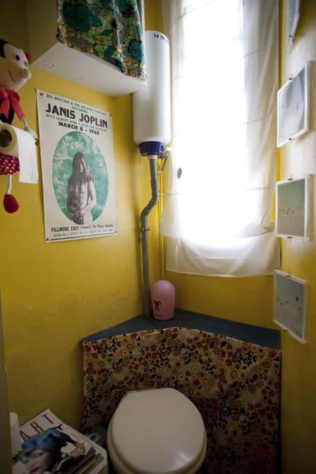 WC-Bagno- toilettes