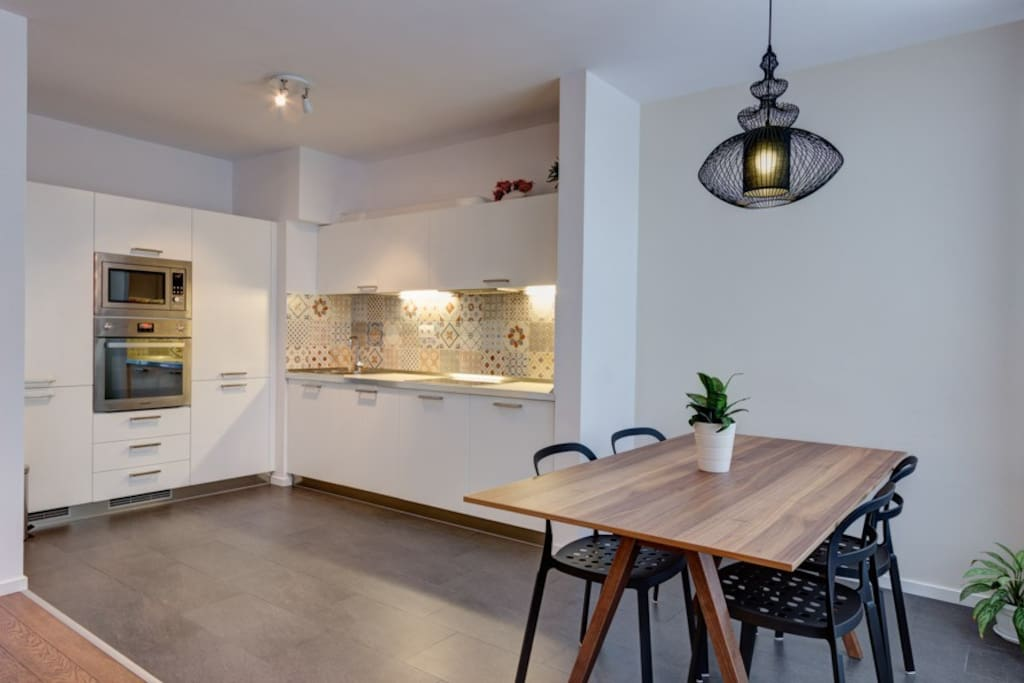 Dining ambiente