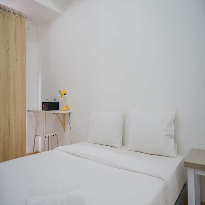 Furnished with Cozy Stay Studio @ M-Town Residence