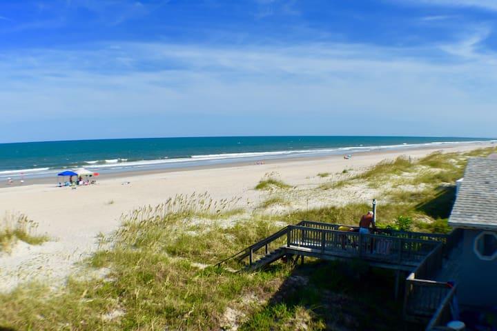 Oceanfront Condo - Fernandina Beach