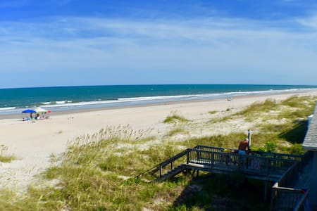 Oceanfront Condo - Fernandina Beach - Appartement