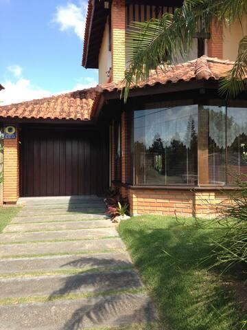 Recanto do aconchego - Florianópolis - Haus