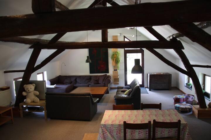 Charmant rustig gelegen appartement