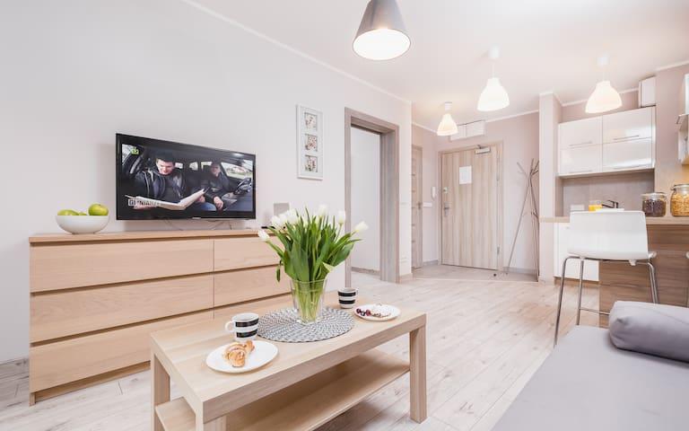 Flower Residence Apartament 4