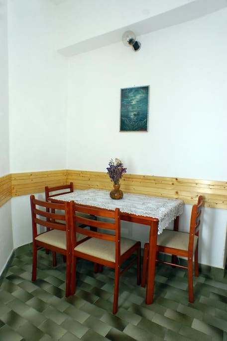 Dining room 2, Surface: 5 m²