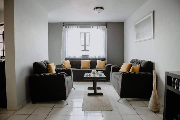 Casa Elena - Depa Completo - Terraza y Cochera