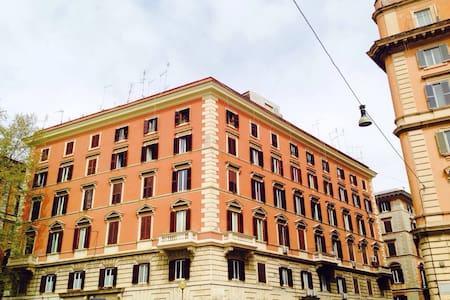 Affascinante appartamento in Centro - Roma - Apartment