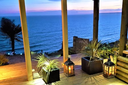 Beach View, Romantic cosy getaway in Cornwall